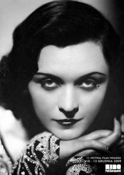 Festiwal Filmu Niemego, Pola Negri (źródło: materiały prasowe organizatora)