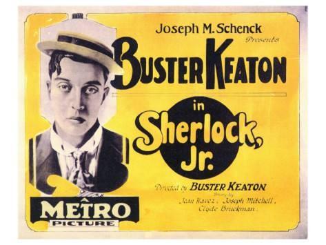 """""""Sherlock Jr"""" z Busterem Keatonem (źródło: materiały prasowe organizatora)"""