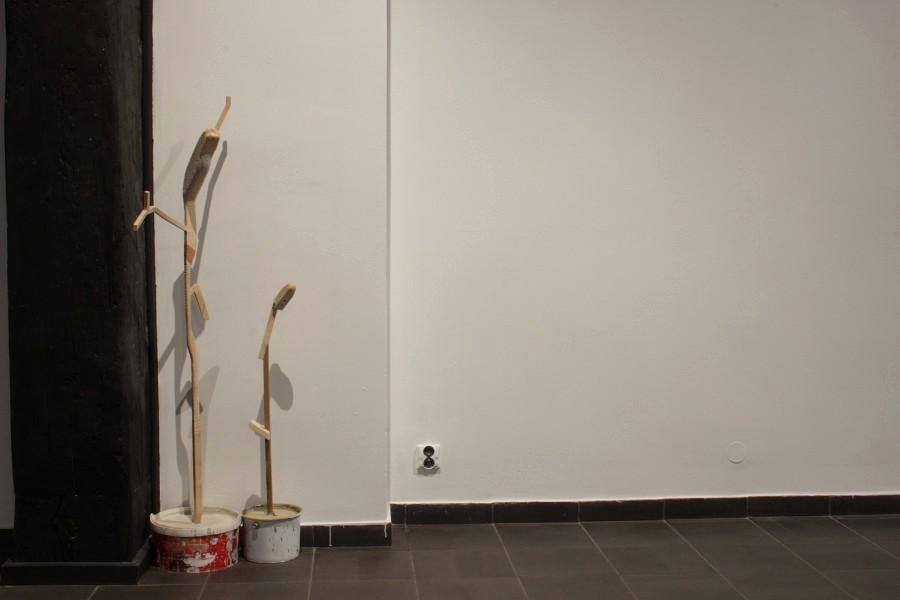 Praca Przemka Czepurko prezentowana w Galerii Sztuki Wozownia w Toruniu (źródło: materiały prasowe)