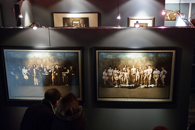 Wystawa prac Jana Saudka, ArtFest 2012, fot. Paweł Topolski (źródło: materiały prasowe organizatora)