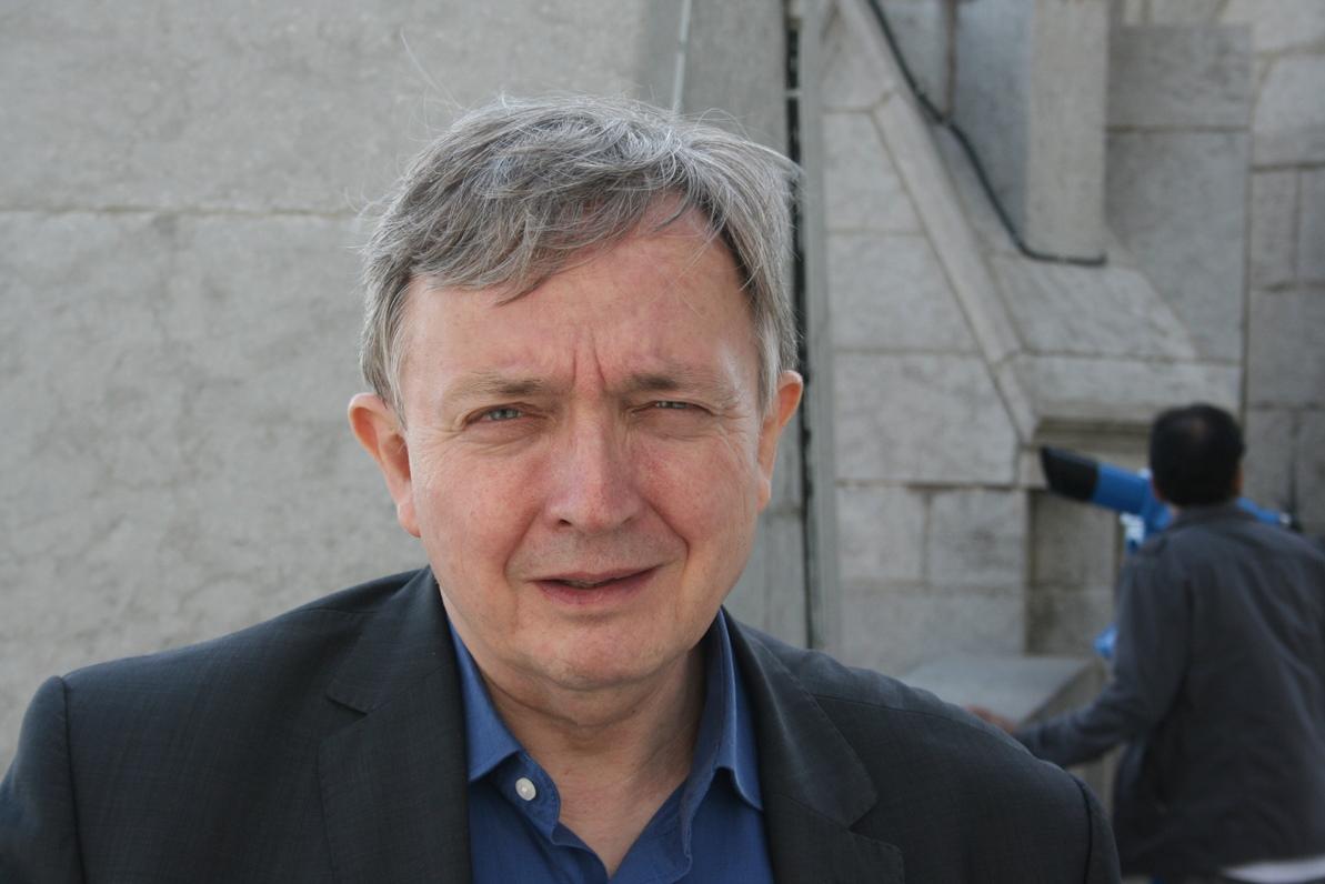Jerzy Jarzębski (źródło: materiały prasowe)