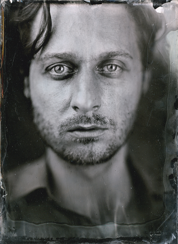 Marcin Sudziński, autorportret (źródło: materiały prasowe)