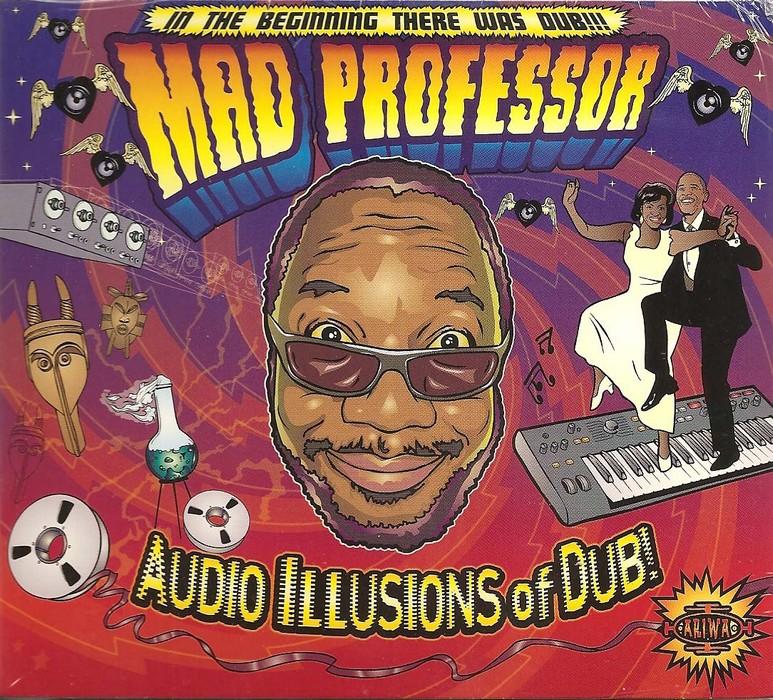 Mad Proffesor (źródło: materiały prasowe organizatora)