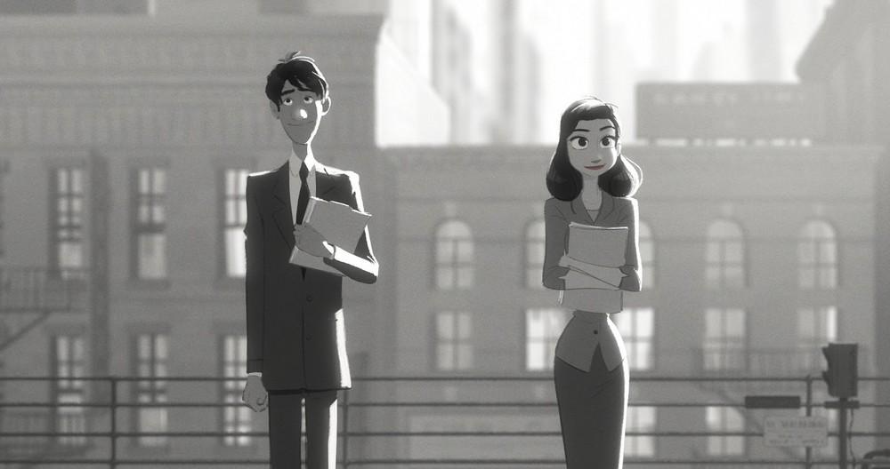 """""""Paperman"""", Oscar Shorts (źródło: materiały prasowe organizatora)"""