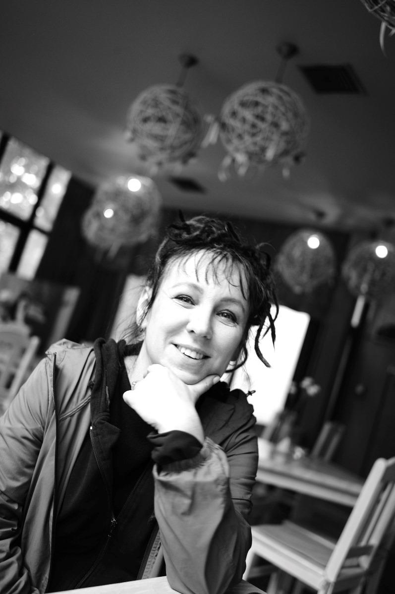 Olga Tokarczuk (źródło: materiały prasowe)