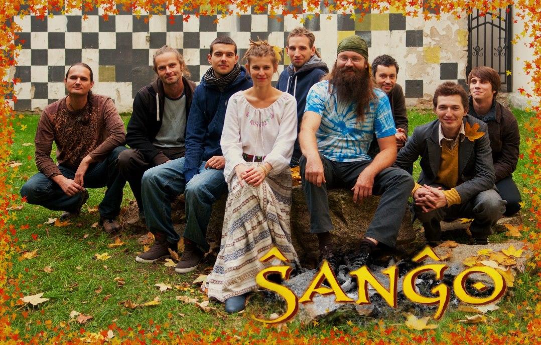 SANGO - Zmiana Wibracji Ziemi (źródło: mat. organizatora)