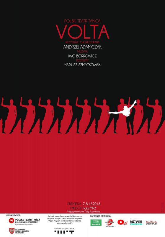 """""""Volta"""", plakat (źródło: mat. prasowe)"""