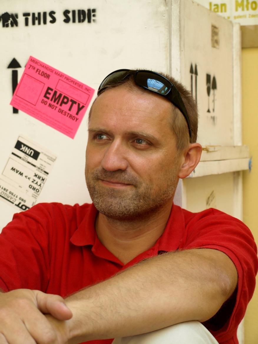 Wojciech Bonowicz (źródło: materiały prasowe)