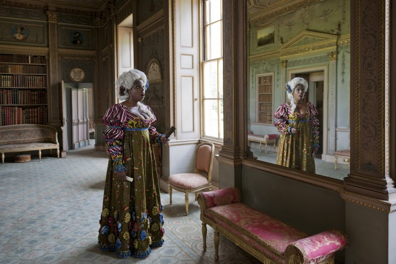 "Yinka Shonibare ""Addio del Passato"" (stills), 2011. Digital video. Duration: 16 minutes, 52 seconds (źródło: materiały prasowe organizatora)"