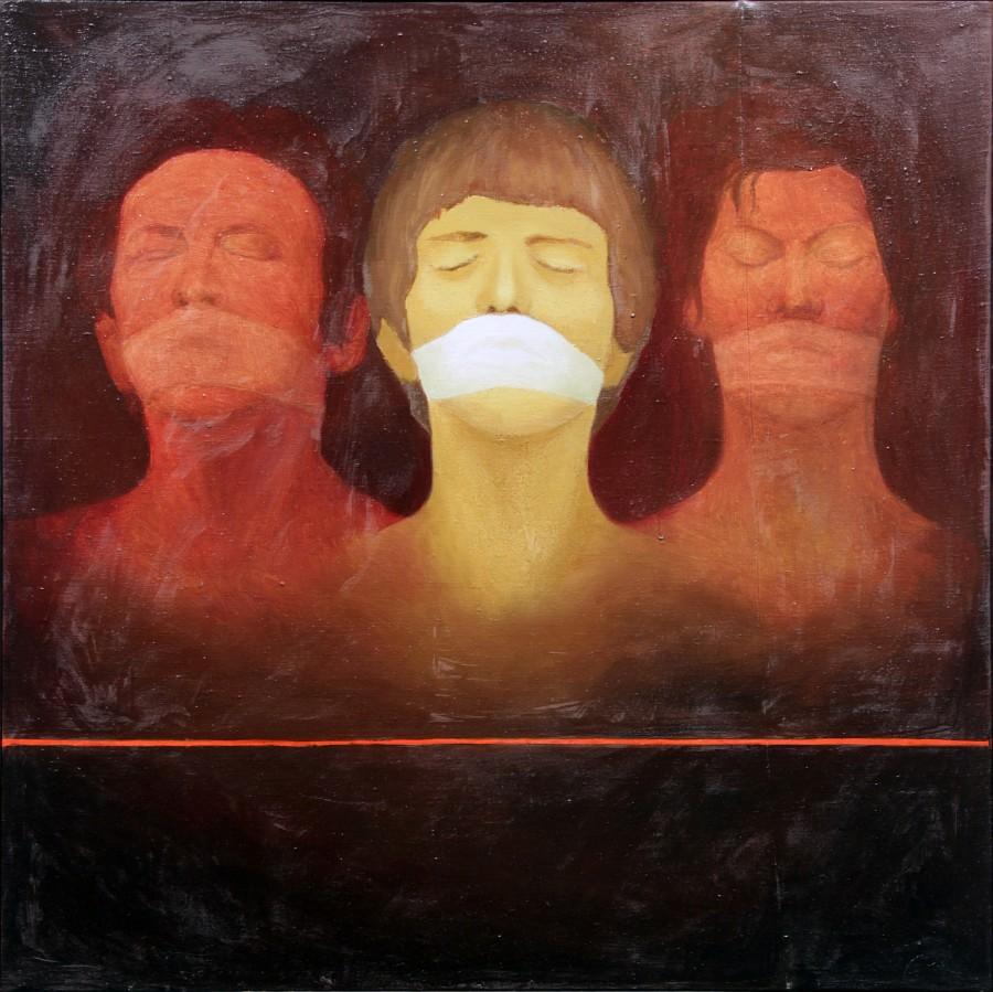 """Romuald Drzewiecki, """"Epitafium"""", 1980 (źródło: materiały prasowe organizatora)"""