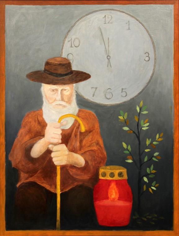 """Romuald Drzewiecki, """"Jesień"""", 2010 (źródło: materiały prasowe organizatora)"""