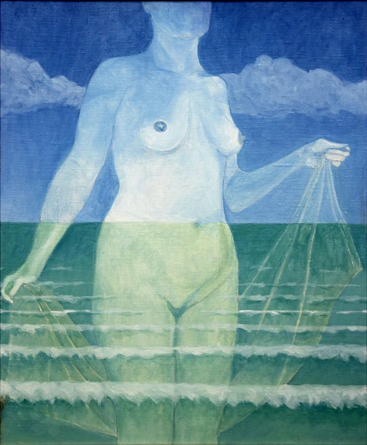 """Romuald Drzewiecki, """"Lato"""", 2005 (źródło: materiały prasowe organizatora)"""