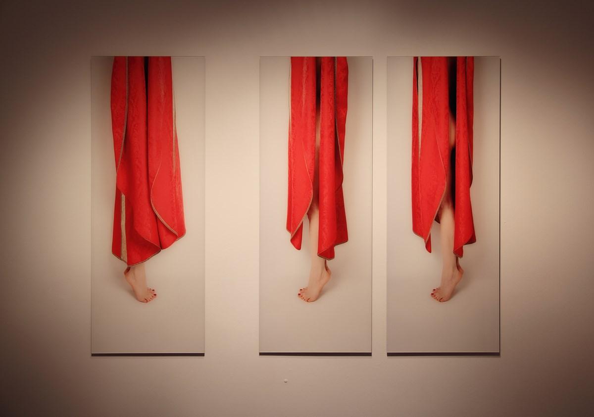 """Agata Zbylut, """"Perygeum"""", Gdańska Galeria Miejska, fot. Agata Zbylut (źródło: materiały prasowe organizatora)"""