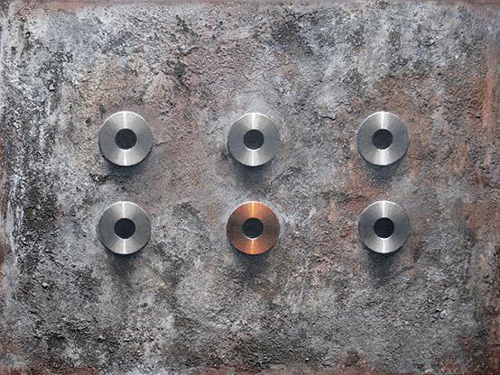 """Daniel Krysta, """"Ch6"""", 2014 (źródło: materiały prasowe organizatora)"""