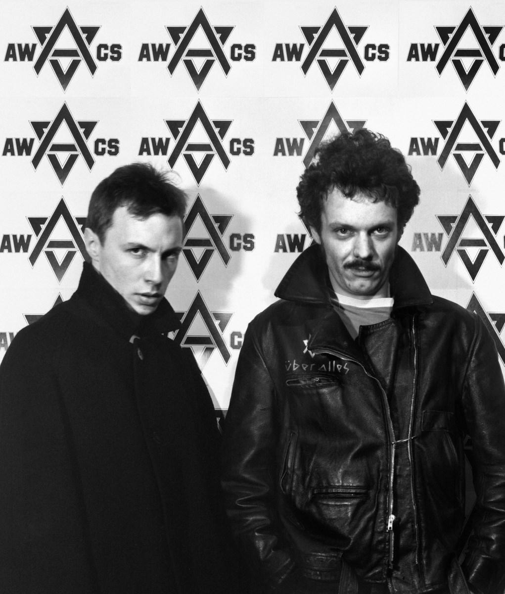 Piotr Grzybowski, Maciej Toporowicz, AWACS, fot. Maciej Toporowicz, 1981 (źródło: materiały prasowe organizatora)