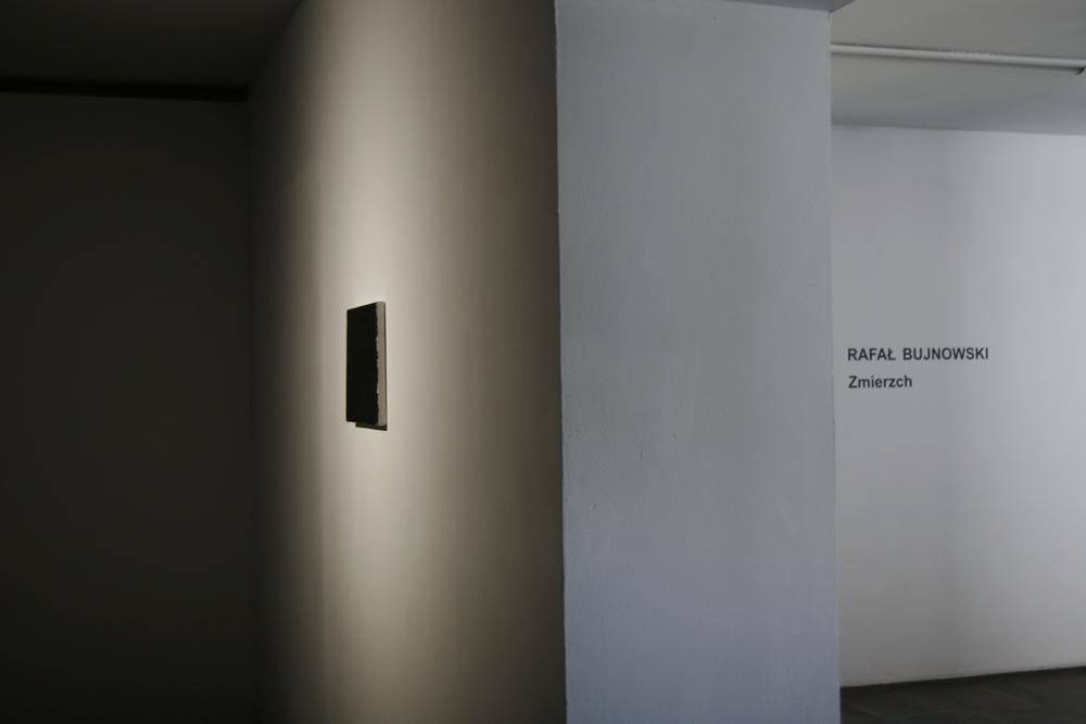 """Rafał Bujnowski, wystawa """"Zmierzch"""", Galeria Arsenał w Białymstoku (źródło: materiały prasowe organizatora)"""