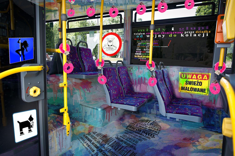 Autobus do sztuki (źródło: materiały prasowe organizatora)
