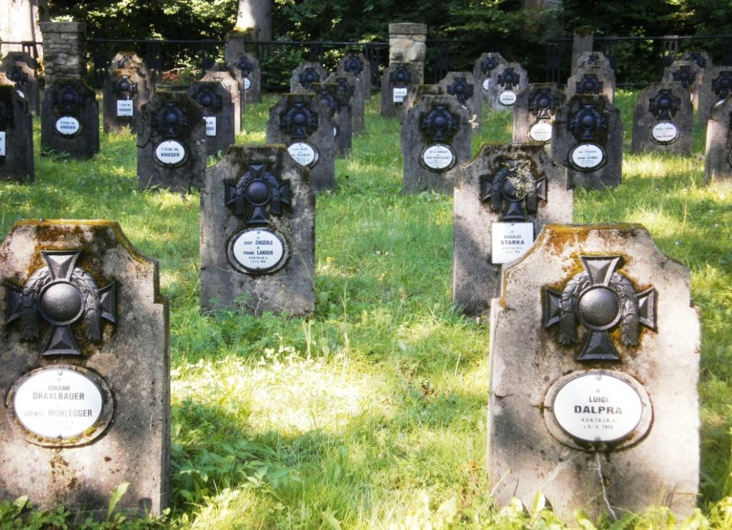 Cmentarz nr 192 w Lubince, fot. K. Fidyk, Małopolski Instytut Kultury (źródło: materiały prasowe)