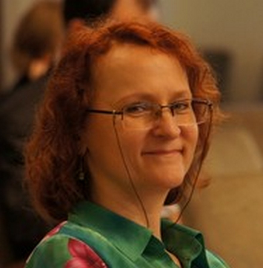 Alicja Gronau, fot. Marta Skotnicka (źródło: mat. prasowe)