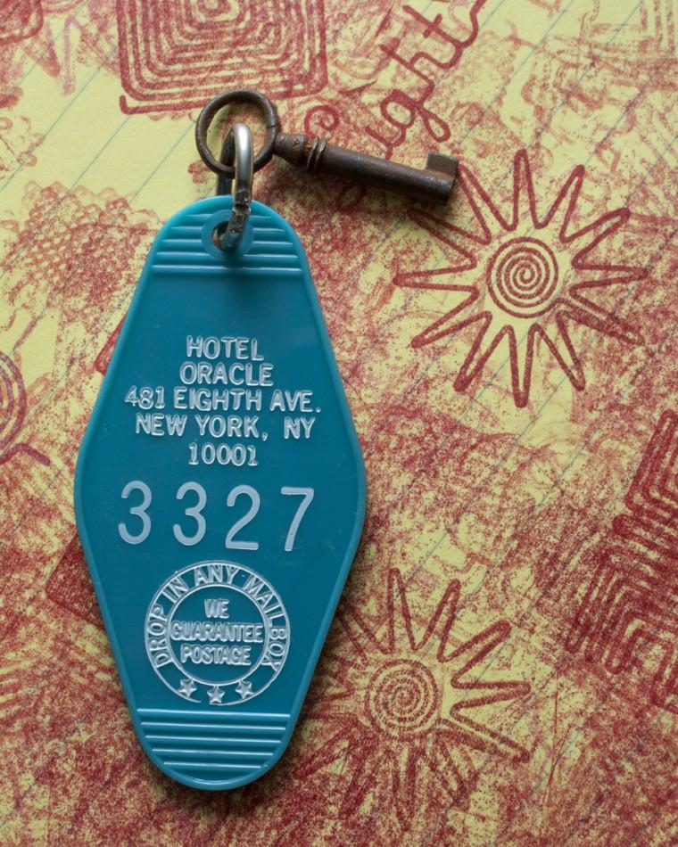 """""""Klucz do pokoju Nikoli Tesli"""", 25 października 2013 © Jason Fulford (źródło: materiały prasowe organizatora)"""