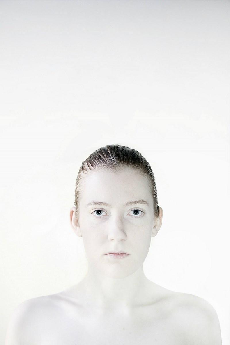 """Fot. Natalia Kobylińska, """"Asceza"""", Energia spojrzenia, III miejsce (źródło: materiały prasowe organizatora)"""