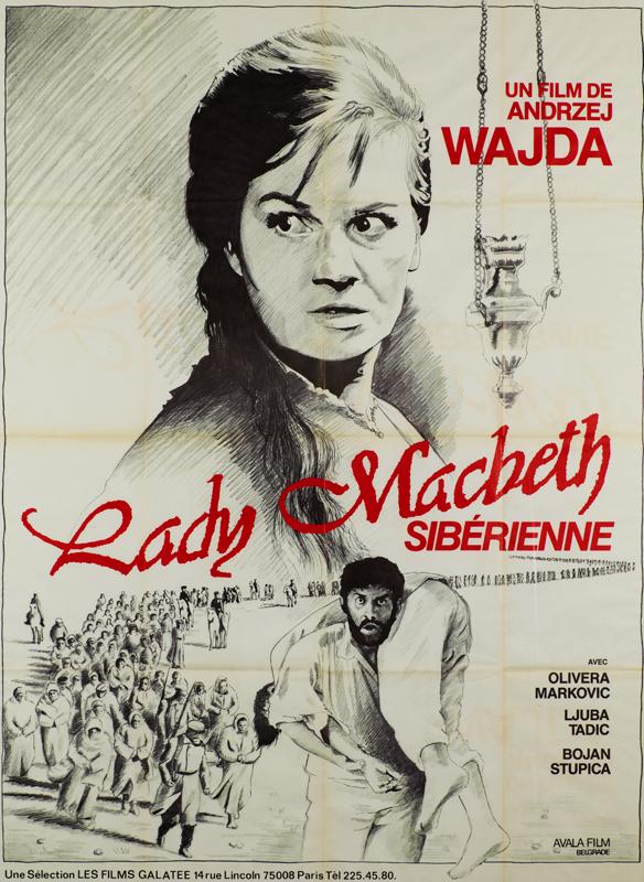 """""""Powiatowa Lady Macbeth"""" reż. Andrzej Wajda, Francja (źródło: materiały prasowe)"""