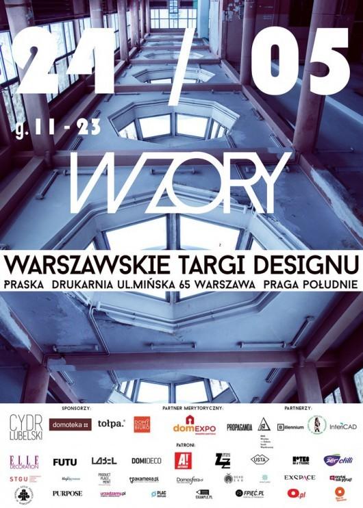 Warszawskie Targi Designu WZORY (źródło: materiały prasowe organizatora)