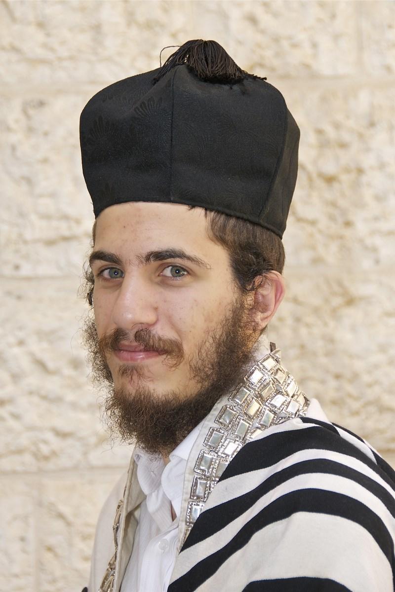 Na zdjęciu: Abraham Kirshenbaum (źródło: materiały prasowe organizatora)