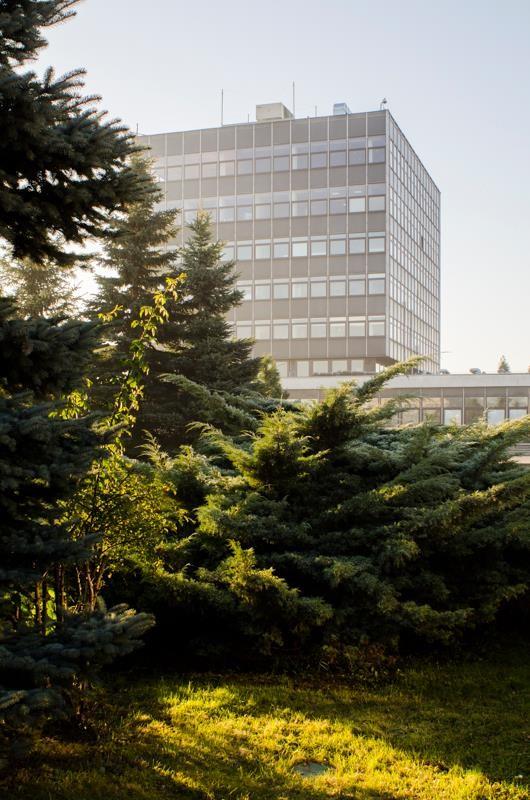 Kampus Uniwersytetu Mikołaja Kopernika w Toruniu, fot. Tytus Szabelski (źródło: materiały prasowe organizatora)