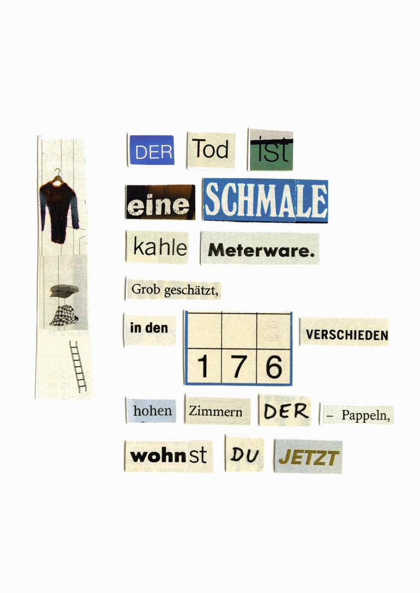 """Herta Müller, """"Vater telefoniert mit den Fliegen"""" © Carl Hanser Verlag München 2012 (źródło: materiały prasowe organizatora)"""