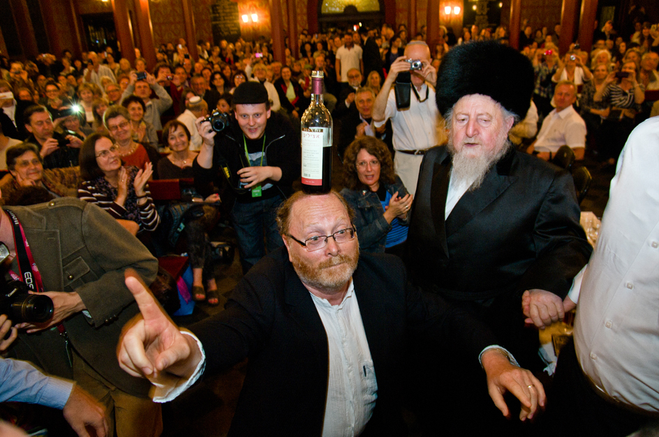 Na zdjęciu: Melave Malka, Festiwal Kultury Żydowskiej (źródło: materiały prasowe organizatora)