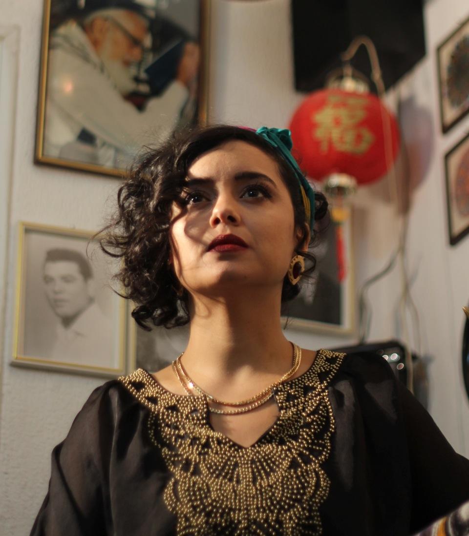 Na zdjęciu: Neta Elkayam (źródło: materiały prasowe organizatora)