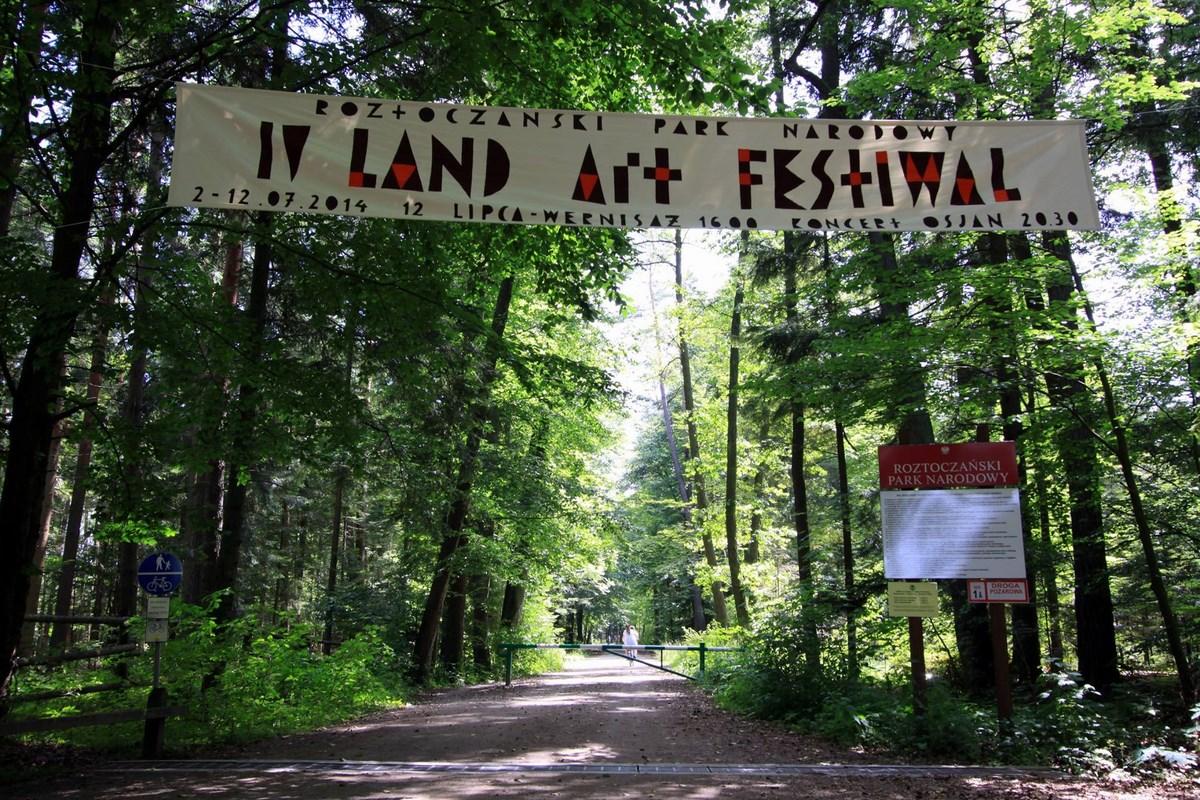 4. Landart Festiwal 2014 (źrółdo: materiały prasowe organizatora)