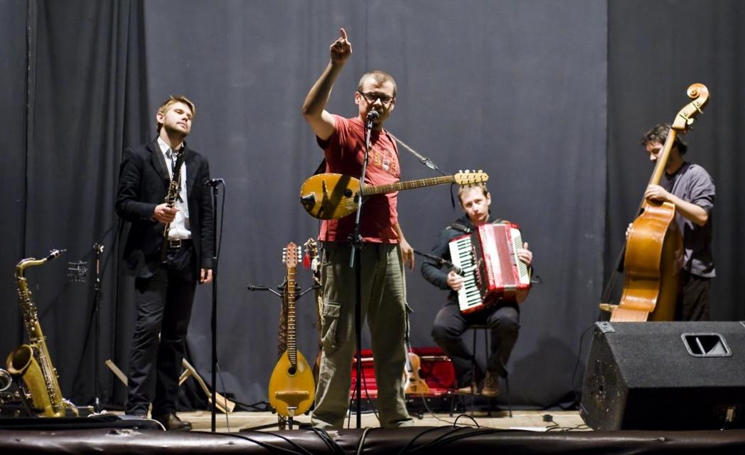 Balkan Sevdah (źródło: materiały prasowe)