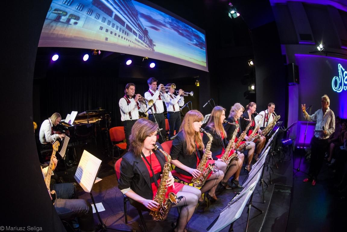 Jazz Combo Volta, fot. Mariusz Seliga (źródło: materiały prasowe)