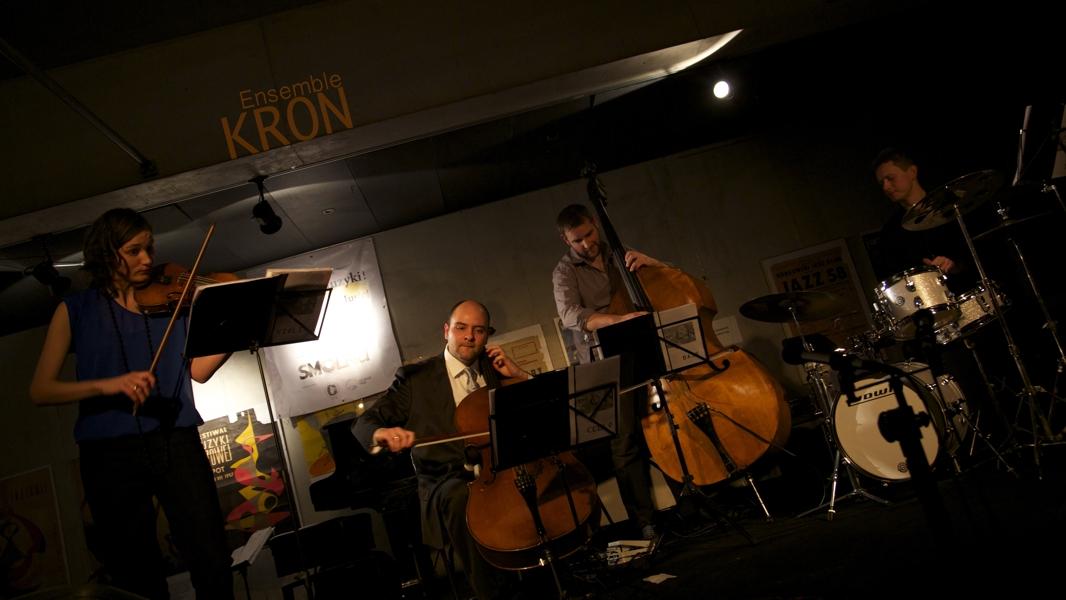Kron Ensemble, fot. Tomek Kwiatkowski (źródło: materiały prasowe)