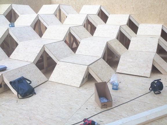 Archi-box, odsłona szósta: Polegiwacz (źródło: materiały prasowe organizatora)