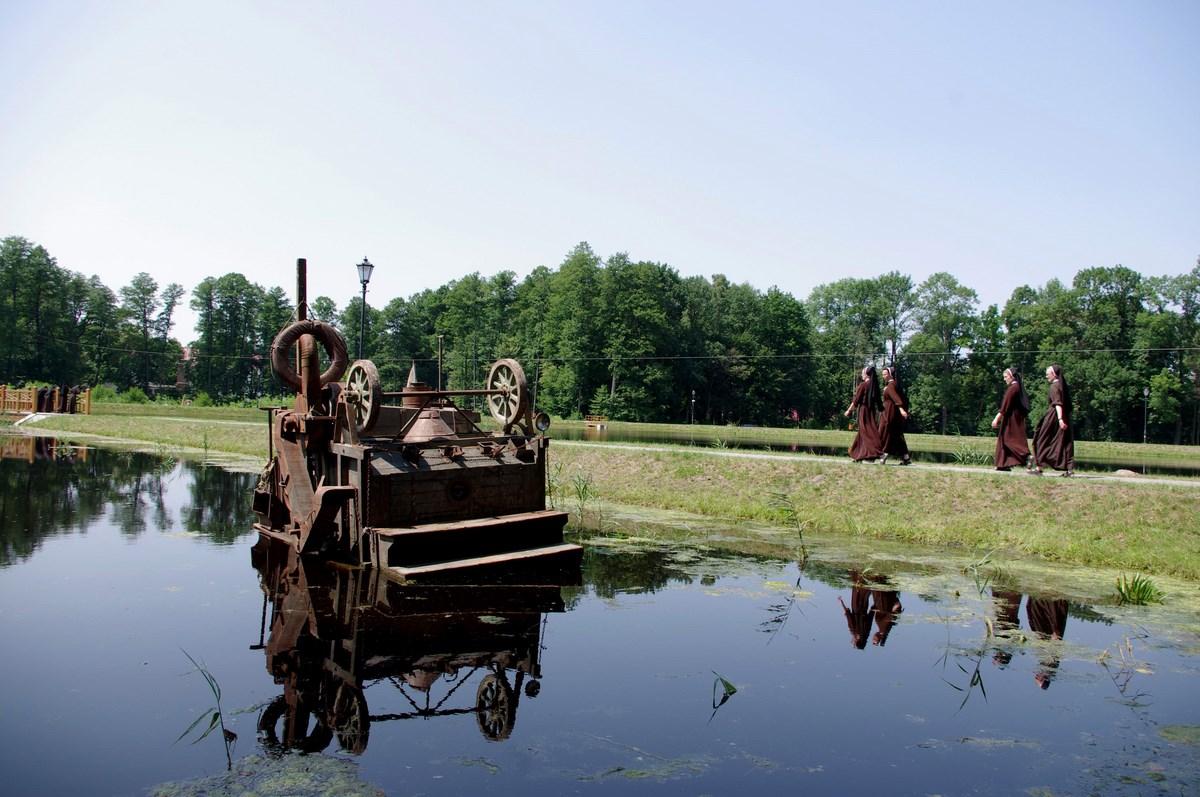 "Robert Kuśmirowski, ""USO"", 3. Landart Festiwal (źródło: materiały prasowe organizatora)"