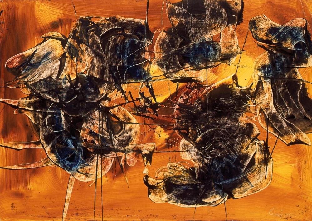 """Alfred Lenica """"Chimery"""", 1967 (źródło: materiały prasowe)"""