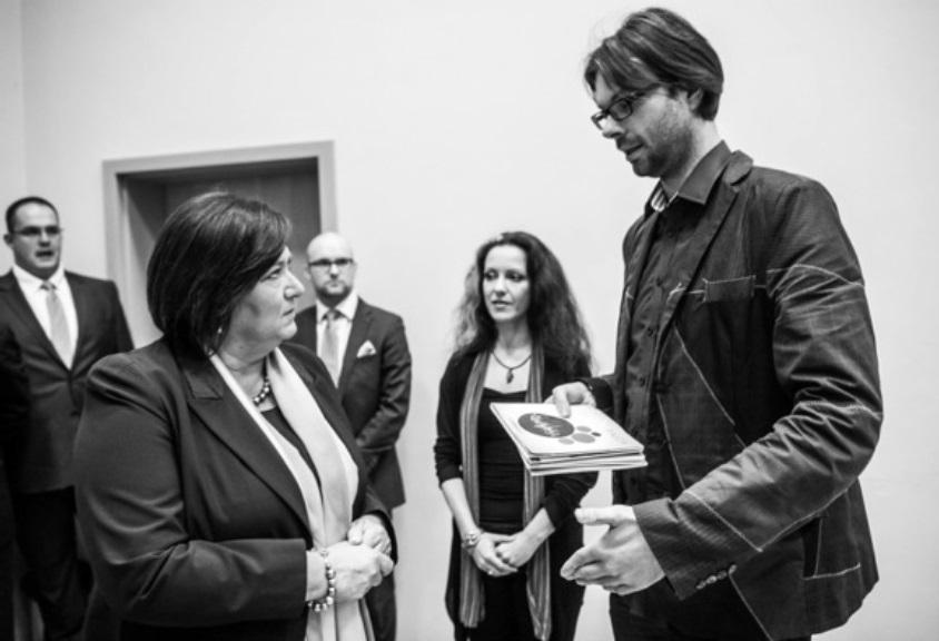 """""""5 zmysłów. EKSPRESJA"""", fot. Marek Lapis (źródło: materiały prasowe organizatora)"""