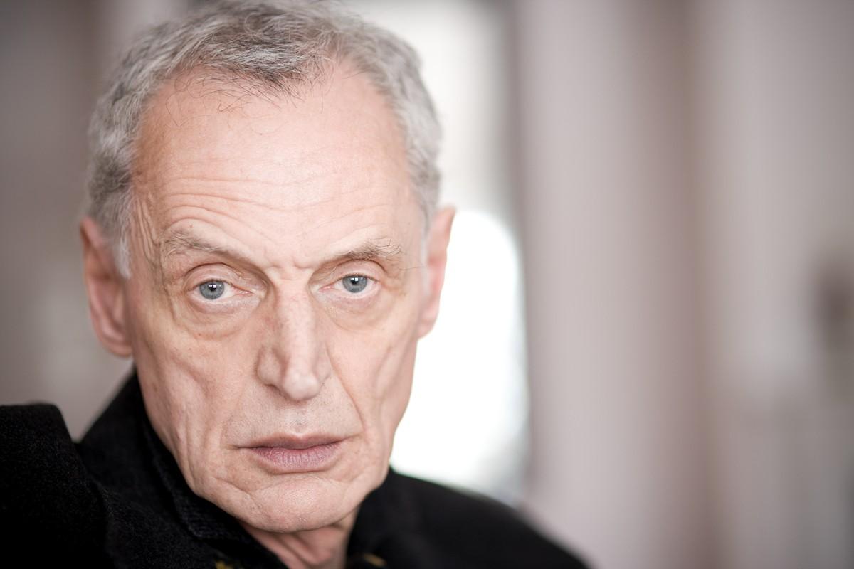 Eustachy Rylski, fot. Krzysztof Dubiel, Instytut Książki (źródło: materiały prasowe)