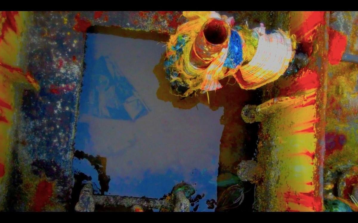 "Wystawa ""Shifting Africa"": Jude Anogwih: ""it is WELL"", digital video (źródło: materiały prasowe organizatora)"