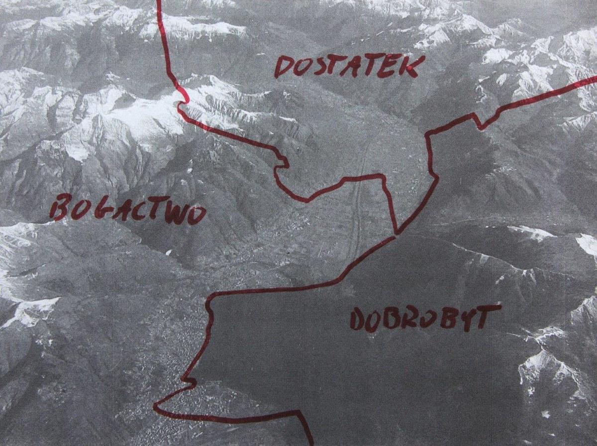 """Wystawa """"Limits of Globalisation – Granice Globalizacji"""" w ramach """"Projektu Polish Art Tomorrow"""": Kornel Janczy, Bez tytułu, 2011 (źródło: materiały prasowe organizatora)"""