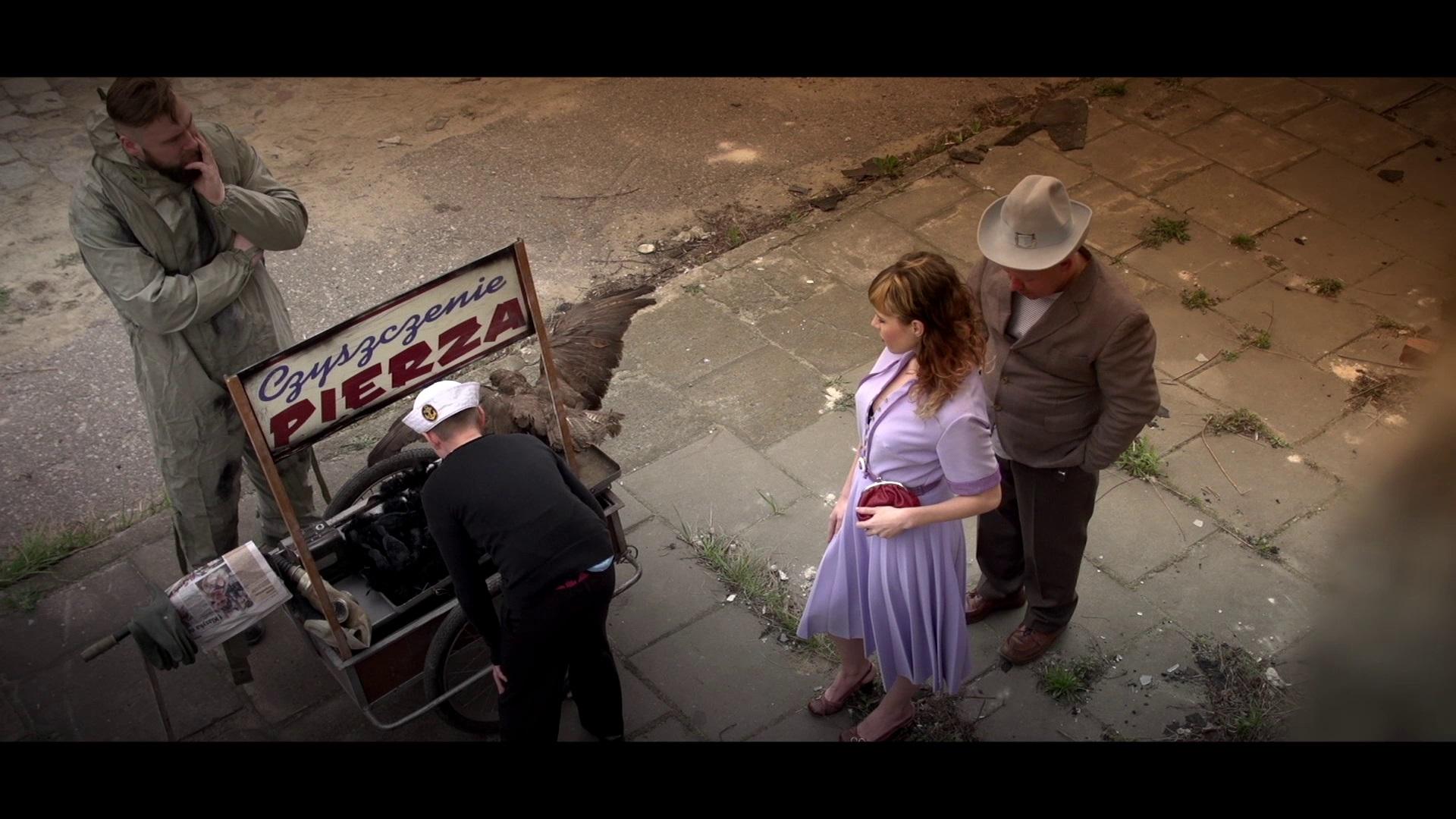 """Kadr z filmu Michała Jarczyka """"Bonson"""", (źródło: materiały prasowe organizatora)"""