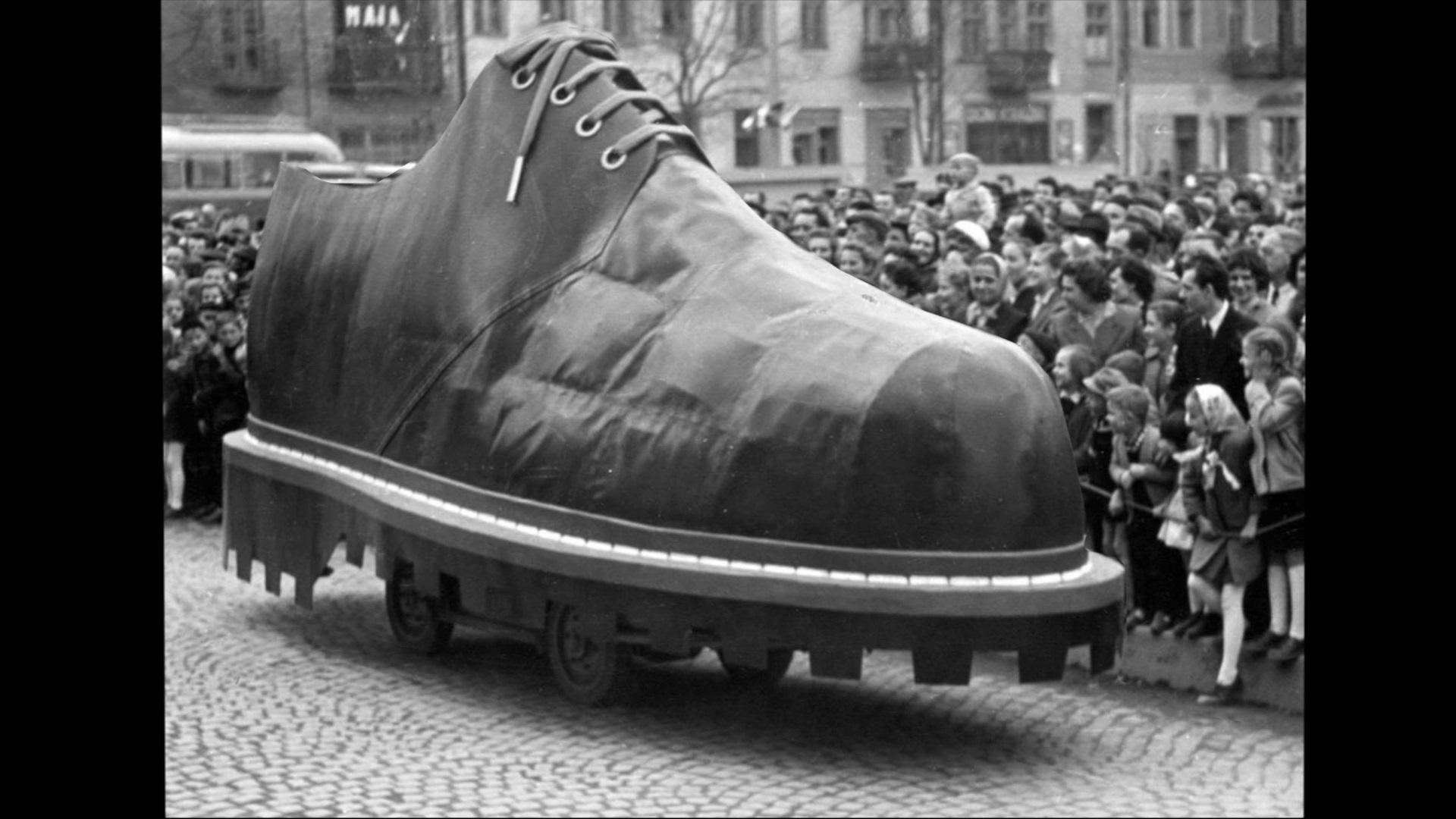 """Kadr z filmu Michała Jarczyka """"Kombinat"""", (źródło: materiały prasowe organizatora)"""