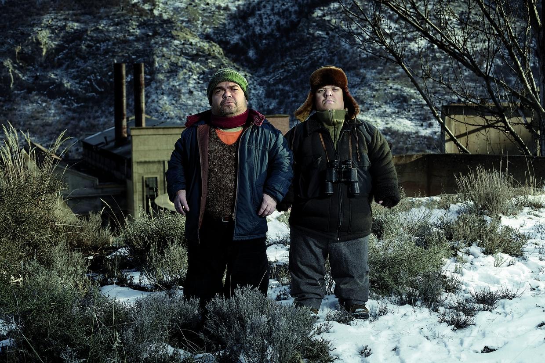 """Kadr z filmu Sergia Cabarella """"Dystans"""", (źródło: materiały prasowe organizatora)"""