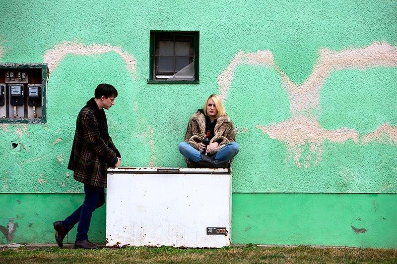 """Kadr z filmu Virag Zomboracz """"Po życiu"""", (źródło: materiały prasowe organizatora)"""