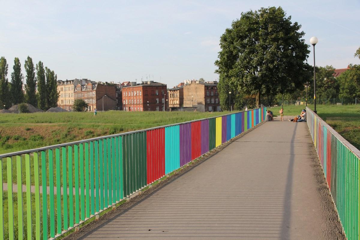 """Projekt """"Gdy sąsiad jest nieznajomym?"""", Gdańsk – Dolne Miasto (źródło: materiały prasowe organizatora)"""