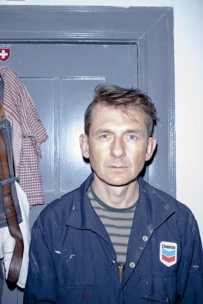 Jarosław Czarnecki (Elvin Flamingo), fot. Szlaga (źródło: materiały prasowe organizatora)