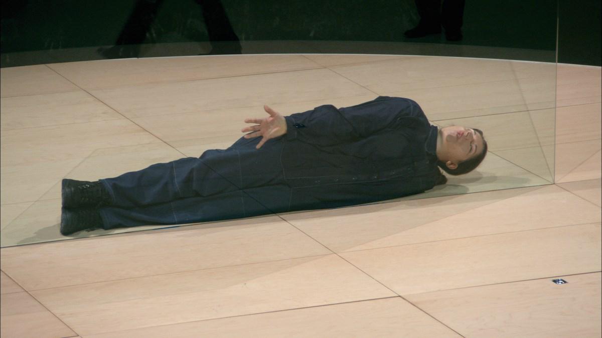 """Marina Abramovic, """"Seven Easy Pieces"""", 2005, dzięki uprzejmności artyski oraz Sean Kelly Gallery, Nowy Jork (źródło: materiały prasowe organizatora)"""